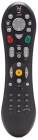 New remote