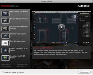 AutoCAD for Mac celebrates its 1-year birthday this month